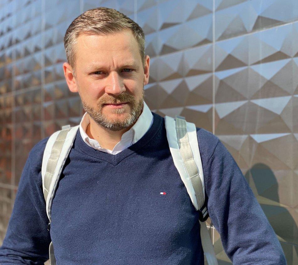 Kirill Noskov, CEO, Iamrunbox
