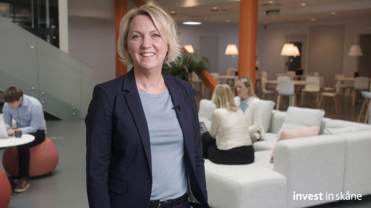Meet our CEO, Ulrika Ringdahl